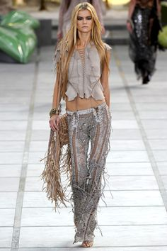 Roberto Cavalli Spring/Summer 2011 Ready-To-Wear Collection  Look 3