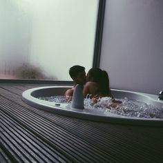Image about girl in couple goals by bad girl on We Heart It Couple Goals Relationships, Relationship Goals Pictures, Couple Goals Cuddling, Photo Couple, Boyfriend Goals, Young Love, Cute Couples Goals, Romantic Couples, Romantic Bath