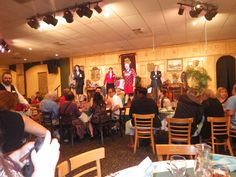 Top 5 Reasons to Play Detective at Sleuths Mystery Dinner Shows   #Orlando #CentralFlorida #Florida #travel