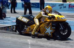 Angelle Sampey is the winningest Female driver in the NHRA.