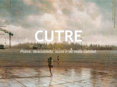 Cutre.