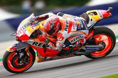 Márquez : « Je ne concède que cinq points à Jorge »  #Honda #MarcMarquez #Motogp