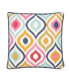 Love this Swazi Arabesque Pillow by Levtex Home on #zulily! #zulilyfinds