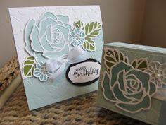 Stamping Moments: Rose Wonder & Rose Garden Stamp Class