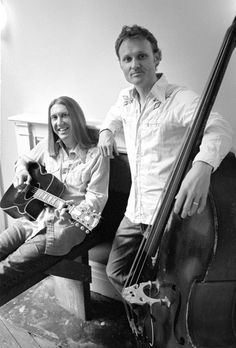 Blues, folk and family: The Wood Brothers on their way to WorkPlay in Birmingham. (Full story at al.com)