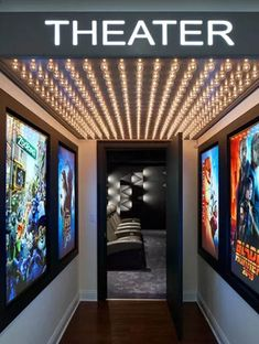 31 Home Theater Ideas That Will Make You Jealous 31 Home Theater Ideas That Wil. - 31 Home Theater Ideas That Will Make You Jealous 31 Home Theater Ideas That Will Make You Jealous - Movie Theater Decor, Home Theater Seating, Home Theater Design, Home Theatre, Home Theater Basement, Home Cinema Room, Cinema Room Small, Small Home Theaters, Home Movies