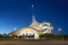 2012 RIBA Award Winner: Centre Pompidou / Shigeru Ban and Jean de Gastine Architectes with Gumuchdjian Architects #France