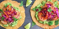 These open-faced tostadas will make you forget all about Taco Tuesday.
