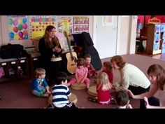 Music for Early Childhood & Kids w/ Special Needs- 4 SONGS- LifeRhythmMusic.com - YouTube