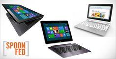 Windows 8 TabletBooks: Hybrids Just Way Microsoft Can Beat iPad