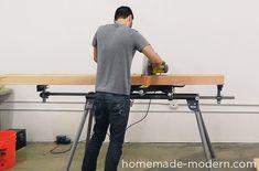 HomeMade Modern DIY EP70 Outdoor Sofa Step 1