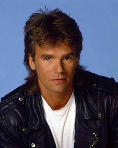 Jack's (Richard Dean Anderson's) Mullet Hairstyle.