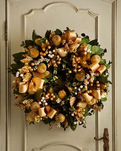 "Classic+Elegance+30""+Christmas+Wreath+at+Neiman+Marcus."
