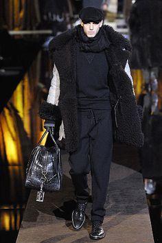 Fall 2008 Menswear - Dolce & Gabbana