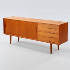 Trento by Nils Jonsson for Troeds. Now this piece of furniture is mine <3