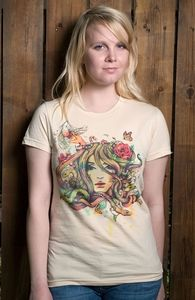 """""""Freedom Call"""" - Threadless.com - Best t-shirts in the world"""