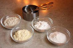 Baking Basics: Gluten-free Flour Blends