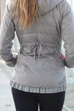 Lululemon-- spring jacket