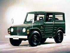 Suzuki Jimny (1973 – 1976)