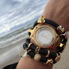 Christina Jewelry and Watches by The ocean.