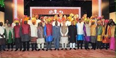 BLOG WITH FURY: PHOTO: AFRICAN LEADERS @ INDIA-AFRICA SUMMIT...ALL...