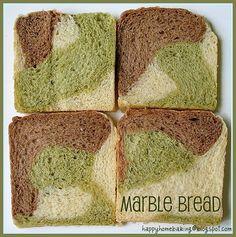 camo bread...if I'm feeling adventurous