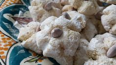 Ellouisa: Mlouza - Marokkaanse amandelkoekjes