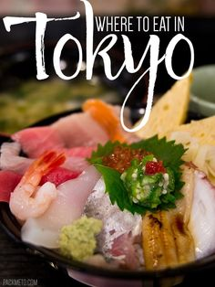 Where to Eat in Tokyo, Japan - The Best of Everything I Ate