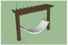 Download Pergola Plans With Hammock PDF patio chair plans ... #pergolaplansdiy