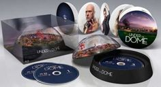 Under the Dome DVD set. If you want to customize a good-looking DVD packaging, visit www.unifiedmanfuacturing.com.