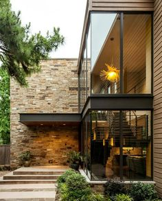 Swananoah Residence by Stocker Hoesterey Architects, In Dallas, Texas