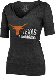 Texas Longhorns Women's Black