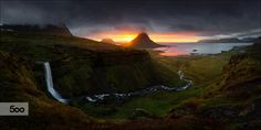 [ ... midnight sun ] by D-P  Photography on 500px