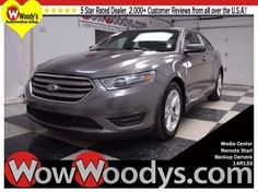 2014 Ford Taurus For