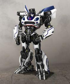 Transformers: Jazz by Diovega.deviantart.com on @deviantART