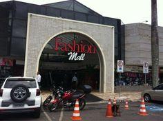 Shopping Fashion Mall - Brasília (DF)