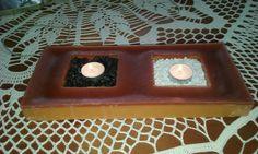 Mi hermoso fanal con piedras magicas