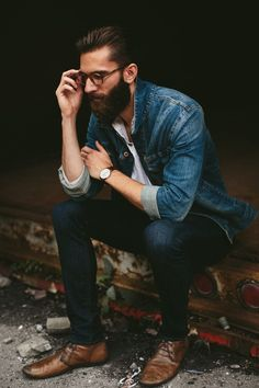 40 Men's fashion Ideas to Look More Attractive | http://stylishwife.com/2015/07/mens-fashion-ideas-to-look-more-attractive.html
