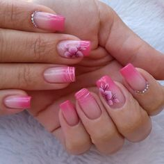 Manicure, Gel Nails, Valentine's Day Nail Designs, Rose Gold Nails, Valentines Day, Make Up, Nail Art, Beauty, Pink