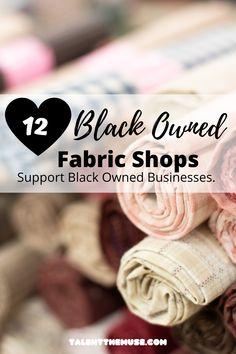 12 Black Owned Black Businesses. Buy Black. Support Black Businesses. Support Black Lives Matters. Creating our own ecosystem. #BLM #Blacklivesmatter #buyblack. Diy Home Decor Projects, Decor Crafts, Home Crafts, Diy Crafts, All Craft, Dollar Store Crafts, Fabric Shop, Creative Crafts, Shopping Hacks