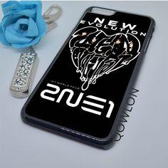 2NE1 New Evolution iPhone 6 Plus | 6S Plus Case