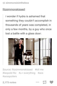 I'm sorry hydra, but this is too funny