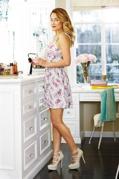 Lauren Conrad for Kohls Spring 2013 Lookbook - The Budget Babe