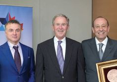 George W. Bush awarded prize for commitment to Israel #Israel #HolyLand via jpost.com