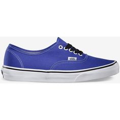 4858bd83c152d8 Womens Vans Authentic Trainers - Purple Spectrum ( 46) ❤ liked on Polyvore  featuring shoes