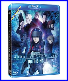 Anime on Blu-ray!: NEWS * Ultimi aggiornamenti per Ghost in the Shell...