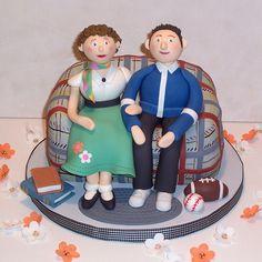 50's couple
