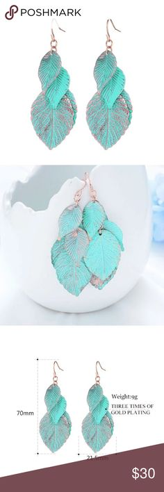 Drop Earrings Live comfortably! And add some color to your ensemble. Jewelry Earrings
