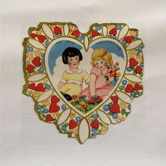 Heart Illustration, Fabric Panels, Valentines Day, Cushions, Princess Zelda, Ebay, Cotton, How To Make, Crafts