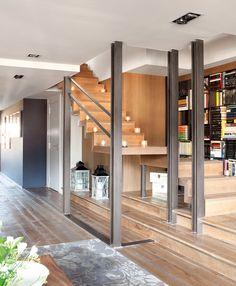 Una casa de alma viajera: amplitud sin límites · ElMueble.com · Casas